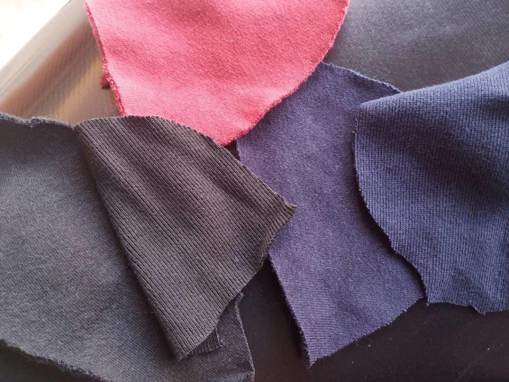 Kain fleece biasanya dipakai sebagai bahan jaket